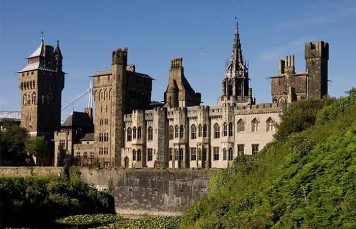 Castillo de Cardiff en Reino Unido   Viajar con niños