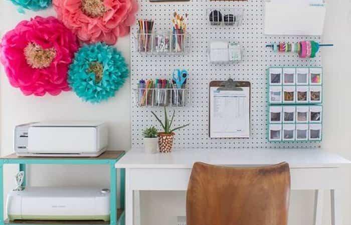 Ideas molonas para decorar una habitación de niñas ... on Room Decor Manualidades Para Decorar Tu Cuarto id=98607
