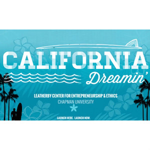 Chapman University startup competition