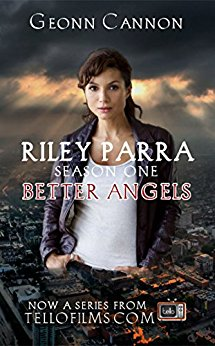 riley parra season one book cover