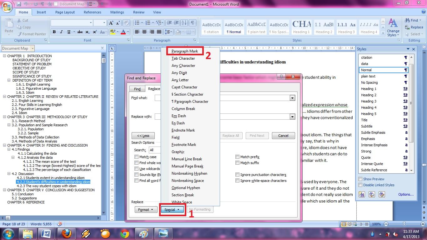 Toolbar Drawing Pada Ms Excel