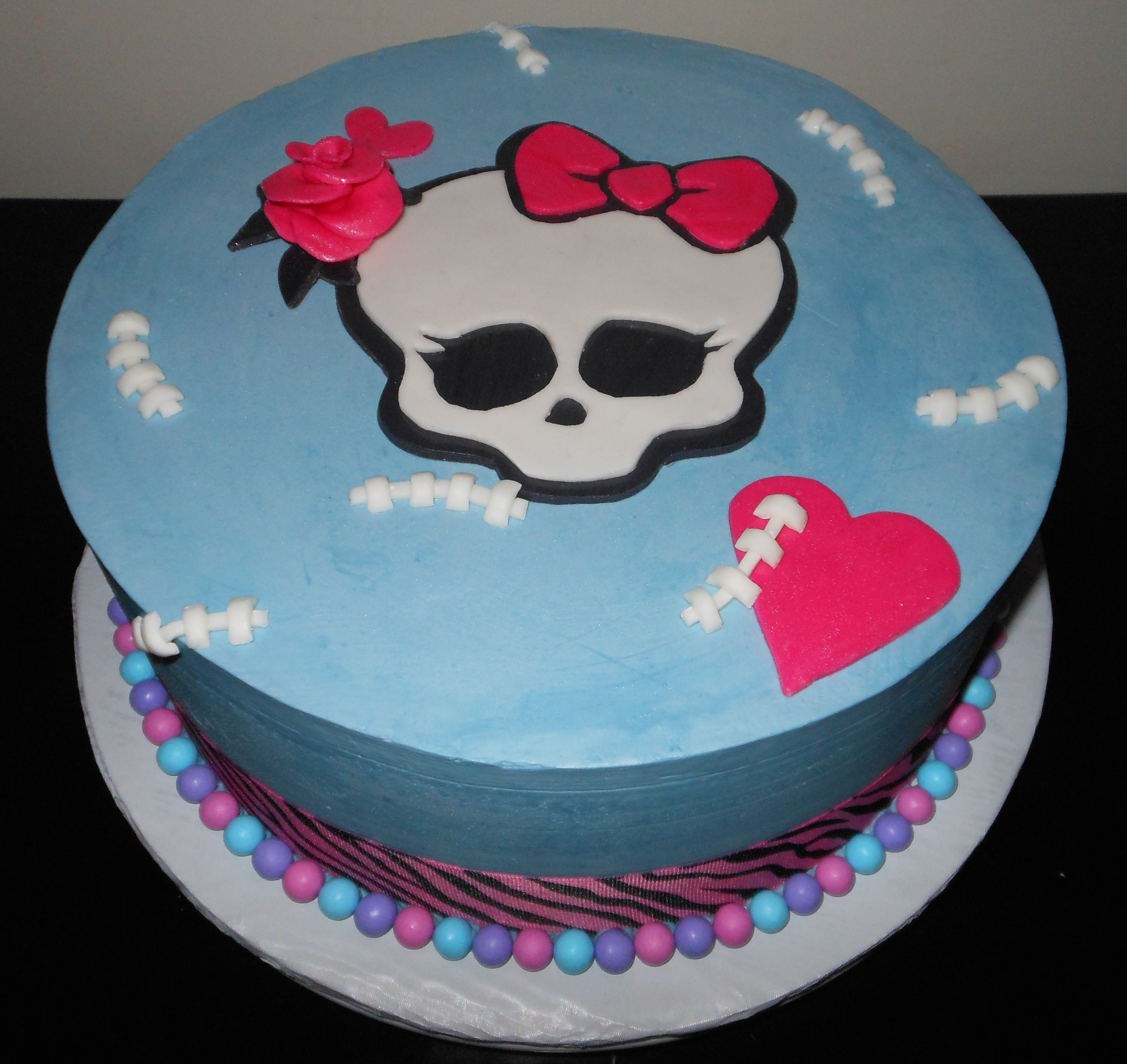 Monster High Birthday Cakes At Walmart