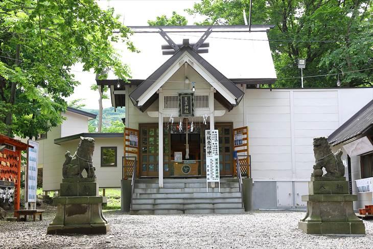 星置神社 本殿