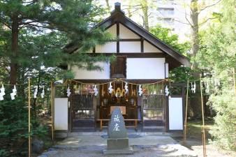 琴似神社 安全神社