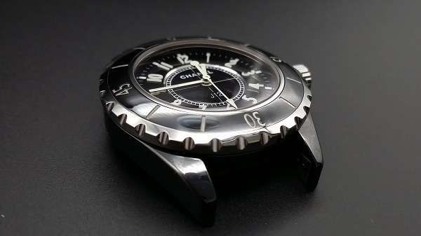 CHANEL J12 BLACK 33mm