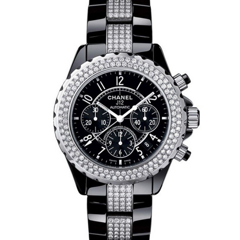 CHANEL J12 CHRONOGRAPH H1706 41mm