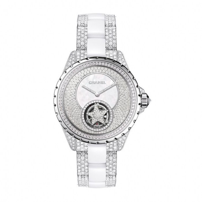 CHANEL J12 FLYING TOURBILLON H3847 38mm