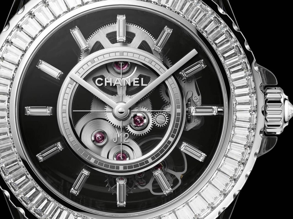 CHANEL J12 X-RAY 38mm H6249