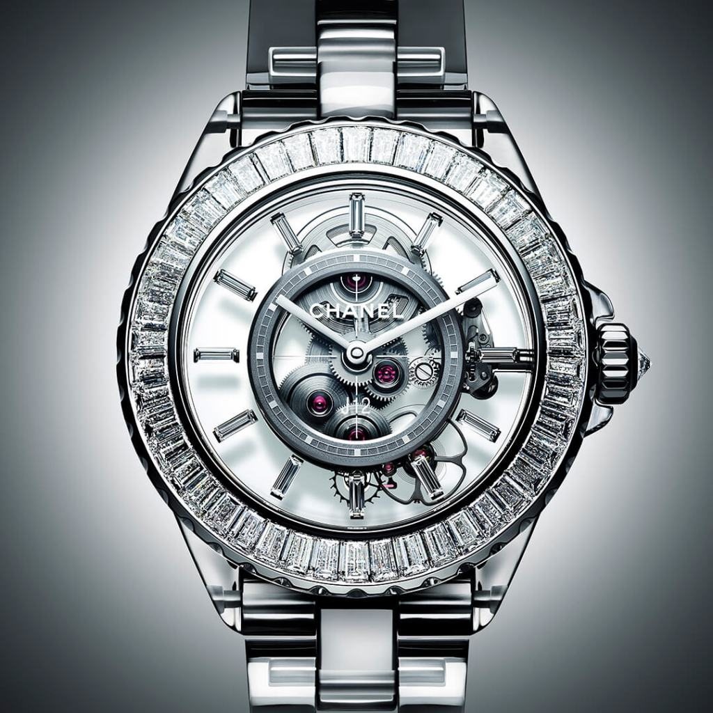CHANEL J12 X-RAY H6249