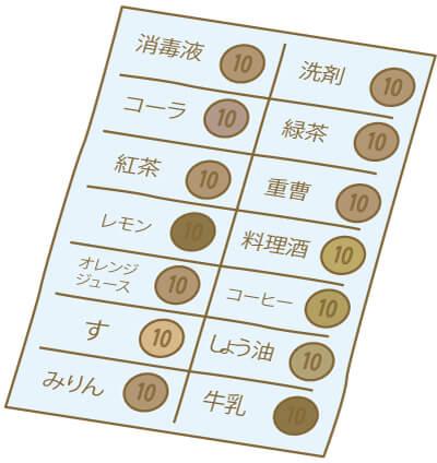ピカピカ 10 に 玉 方法 円 を する