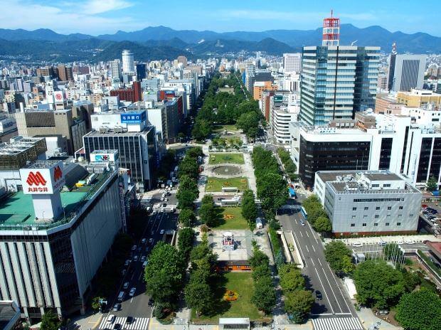 札幌市中心部の再開発中・予定MAPまとめ 2019年3月現在