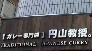 カレー専門店円山教授。