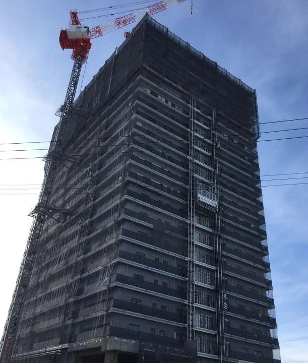 ザ・グランアルト札幌苗穂ステーションタワー