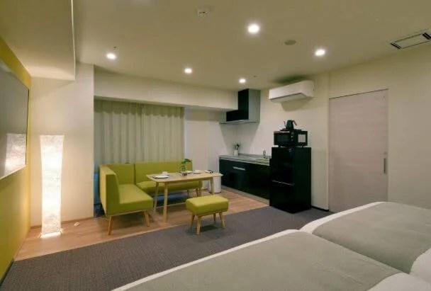 札幌 スイーツ レジデンシャル ホテル ランドー