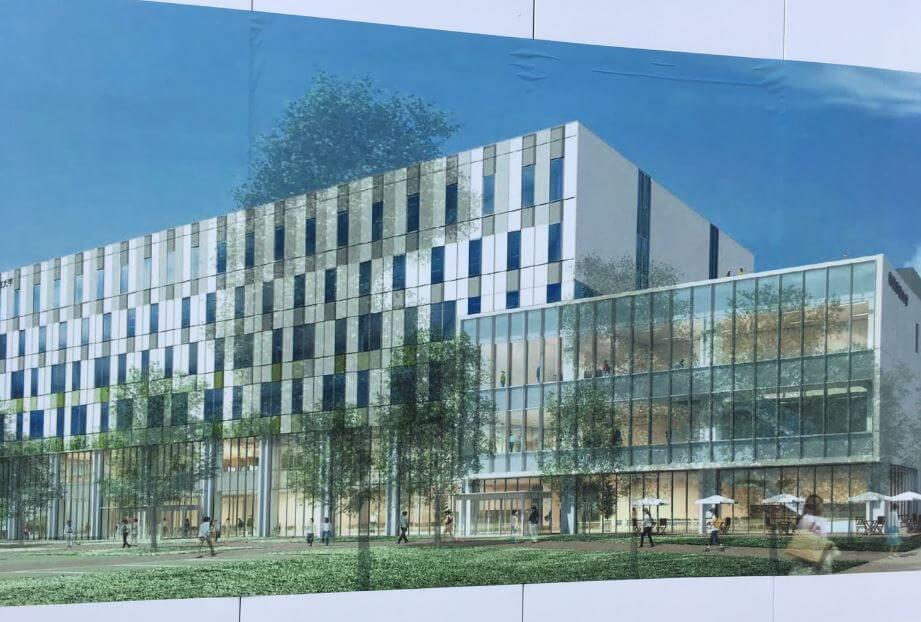 札幌学院大学新校舎