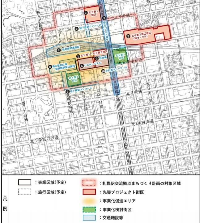 札幌駅前道路