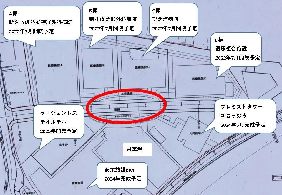 現地マップ