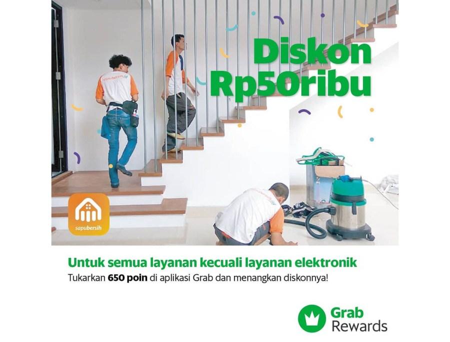 GRAB Reward Bandung SapuBersih