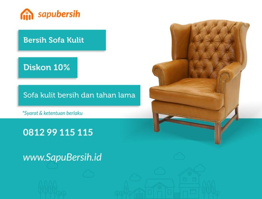 tukang cuci sofa kulit terbaik Cimahi