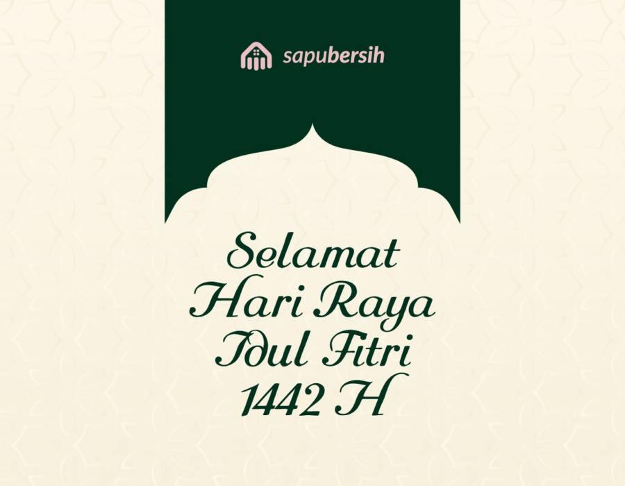 Selamat Hari Raya Idul Fitri 1442 H Ucapan 2022