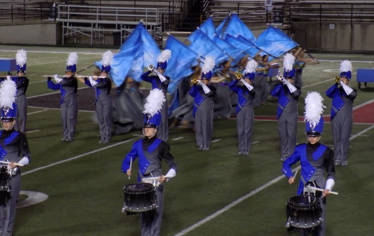 Chieftain Band Places at Renegade Review