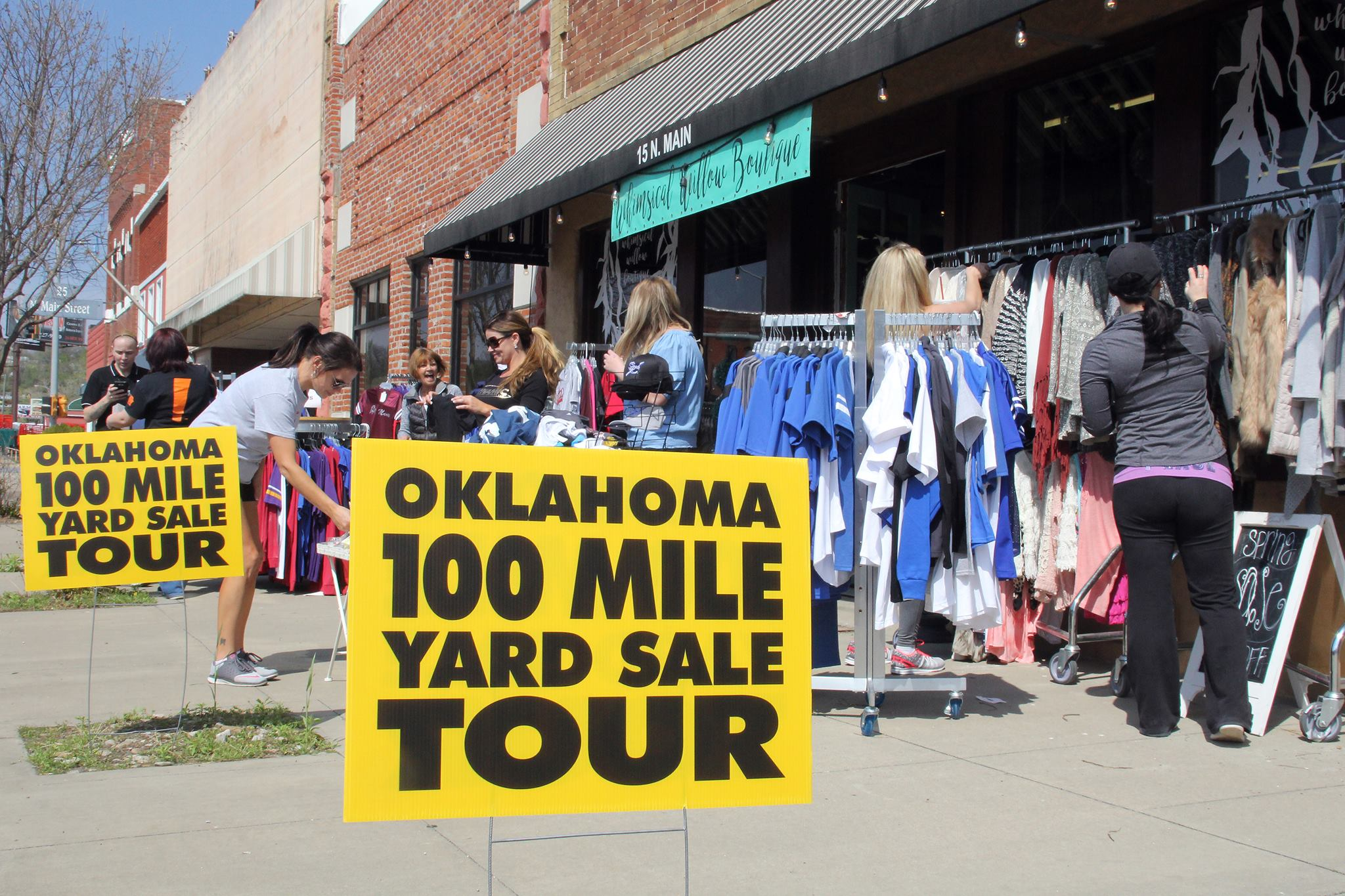 100-Mile Garage Sale Starts This Friday – Sapulpa Times on city sports, city painting, city clothes, city bbq, city alarm systems sale, city direct tv sale, city vintage, city wide gargae sale, city events, city photography, city wide yard sale,