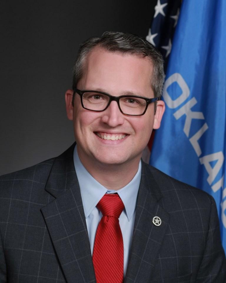 State Representative Mark Lawson is the new Economic Development Director for the City of Sapulpa