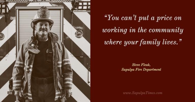 One Last Call: Fireman Steve Fleak retires after 28 years