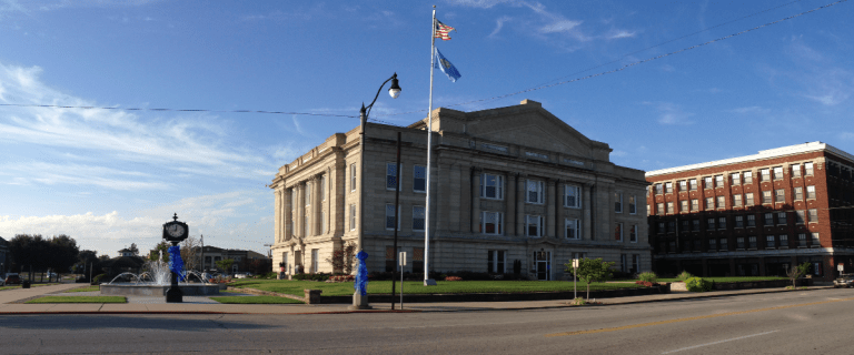 Courthouse Complex still available by appointment, only emergency court cases being heard