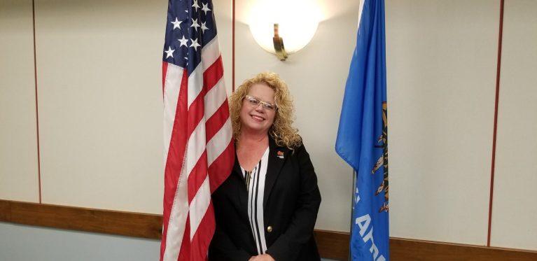 Creek County Democrats welcome Guest Speaker Kim Littrell