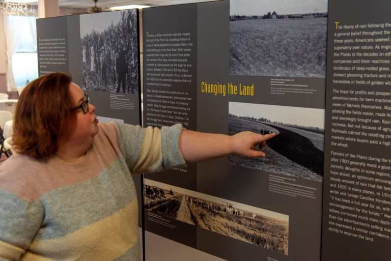 Dust, Drought, and Dreams Gone Dry: A special Dust Bowl exhibit now available at Sapulpa Historical Society Museum