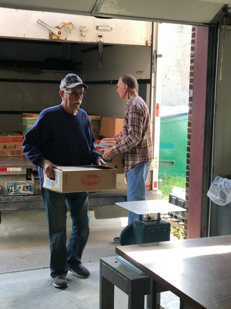 Caring Community Friends is determined to help despite the limitations