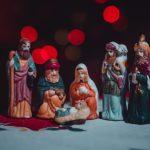 nativity set figurine