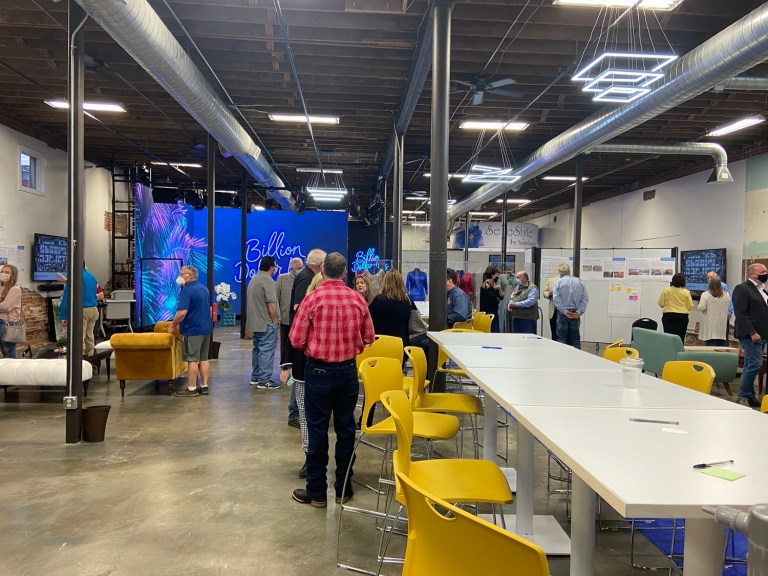 Final downtown open house a resounding success, completed plan to be submitted to City in early summer