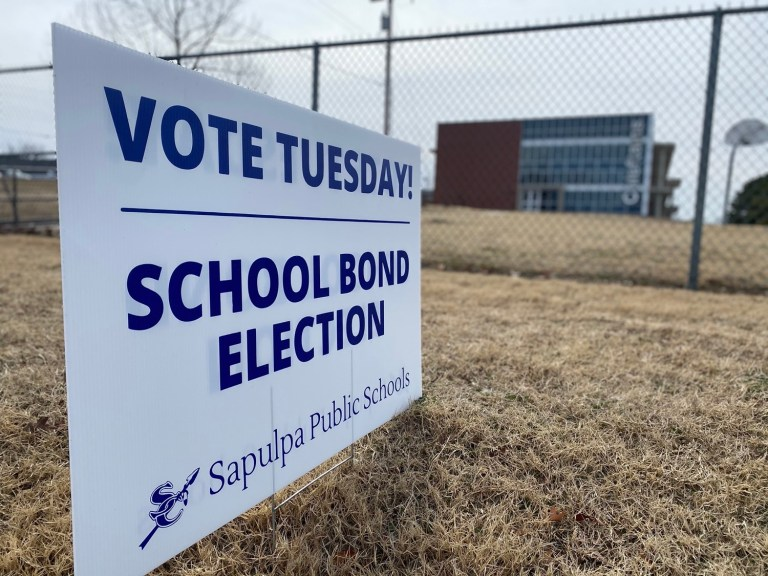 Sapulpa Schools bonds pass, here's what they'll be used for