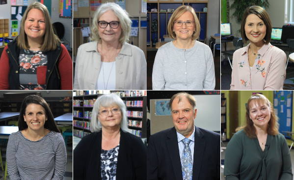 2021 Site Teachers of the Year have been announced