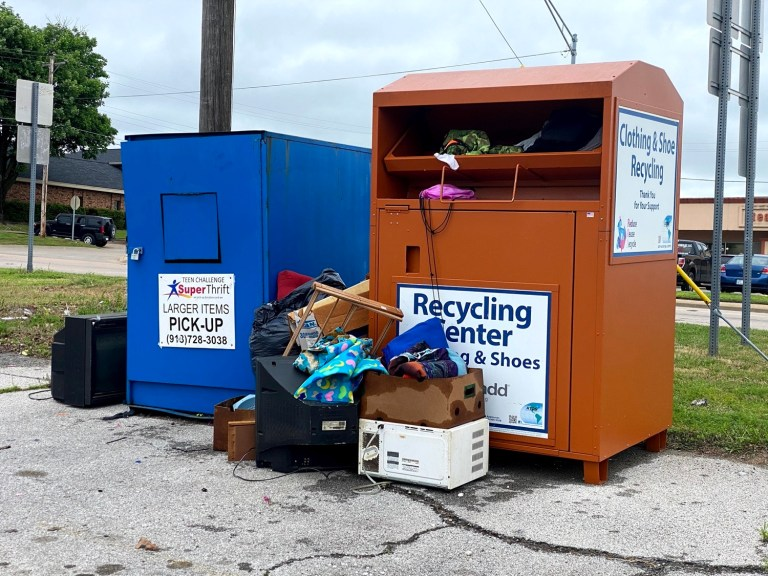 """City of Sapulpa regulating the use of """"donation bins"""" and charitable solicitations"""