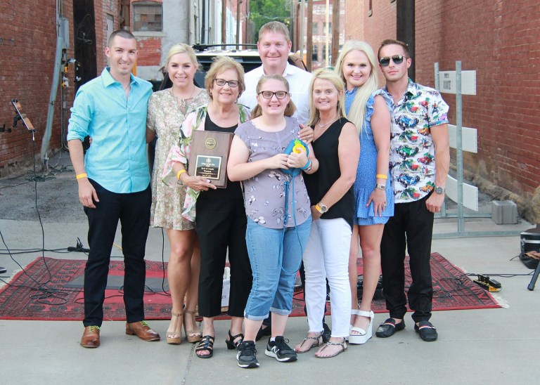 Paragon Industries' Jack and Linda Wachob 2021 Citizens of the Year