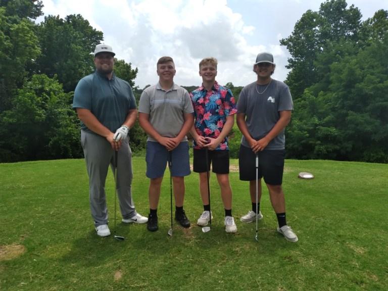 1st Annual Elks & Community Golf Tournament raises $4,500