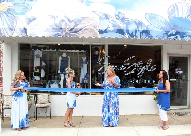 SeneStyle Boutique officially opens for business