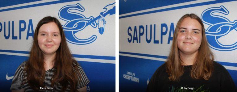 Two Sapulpa High School Seniors Named National Merit Semifinalists