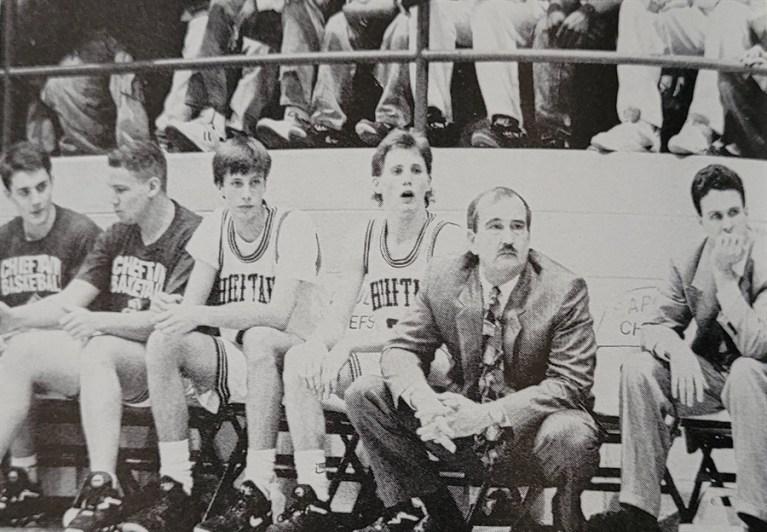 Sapulpa's longtime head basketball coach Ray Reins has died