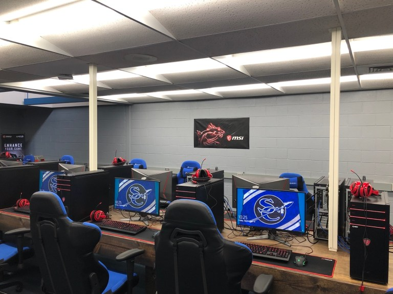 Sapulpa eSports are here to stay