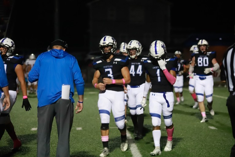 Sapulpa heading to Tahlequah, looking to bounce back from Collinsville loss