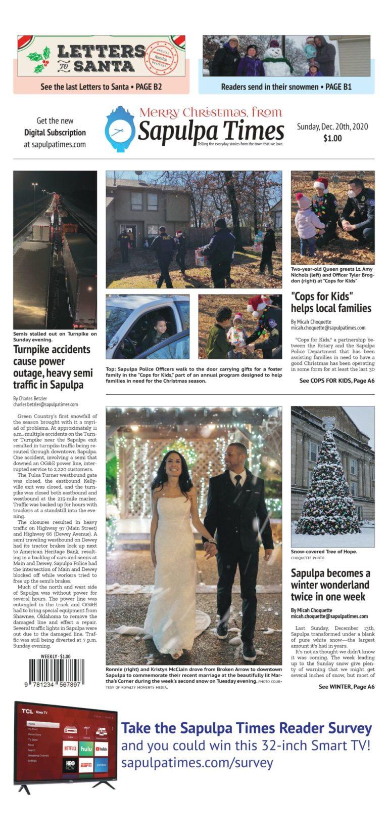 Sapulpa Times Digital Edition 12/20/2020