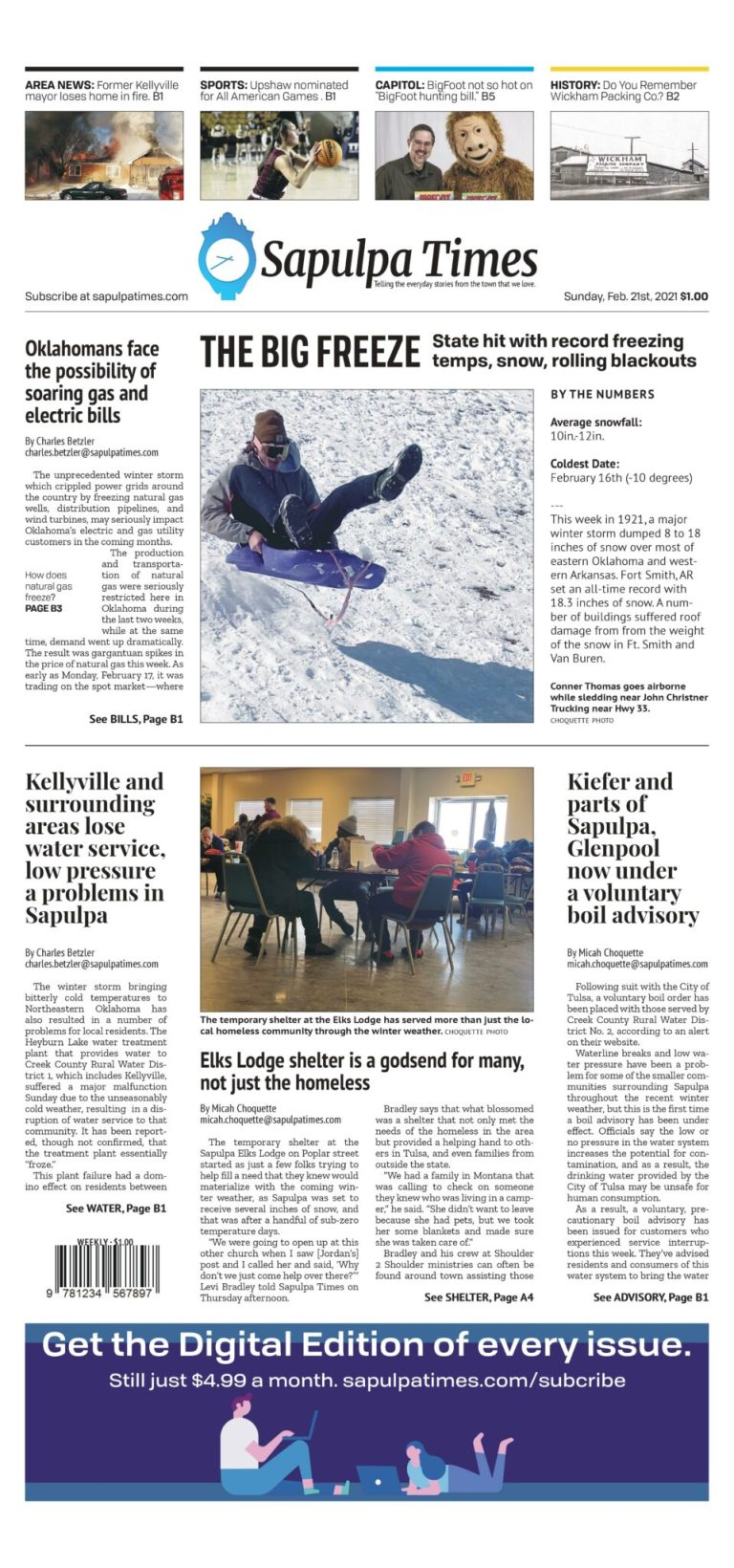 Sapulpa Times Digital Edition 02/21/2021