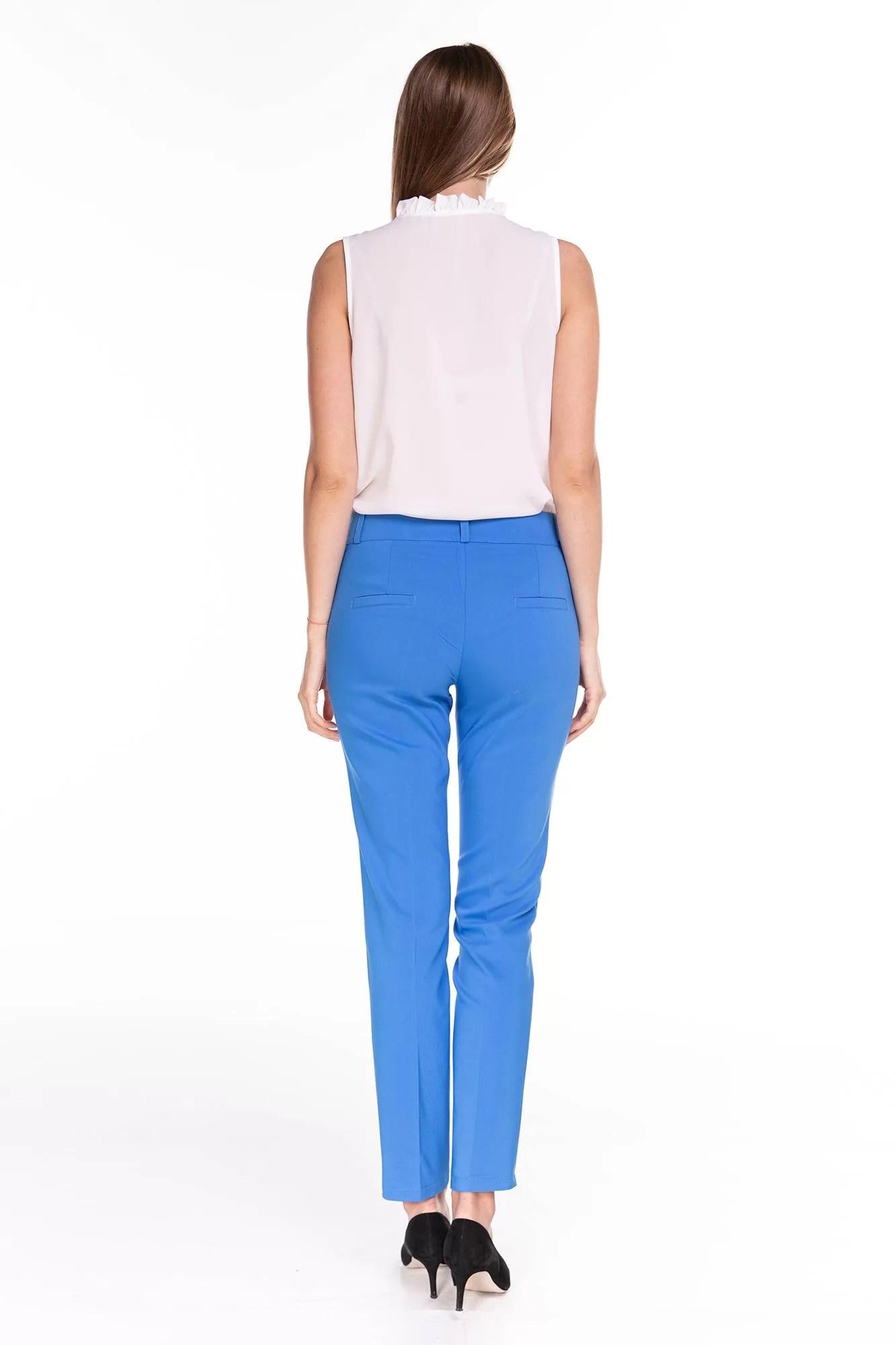 Spodnie Classic Niebieskie
