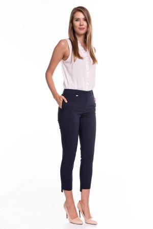 Spodnie Rozenki Granatowe