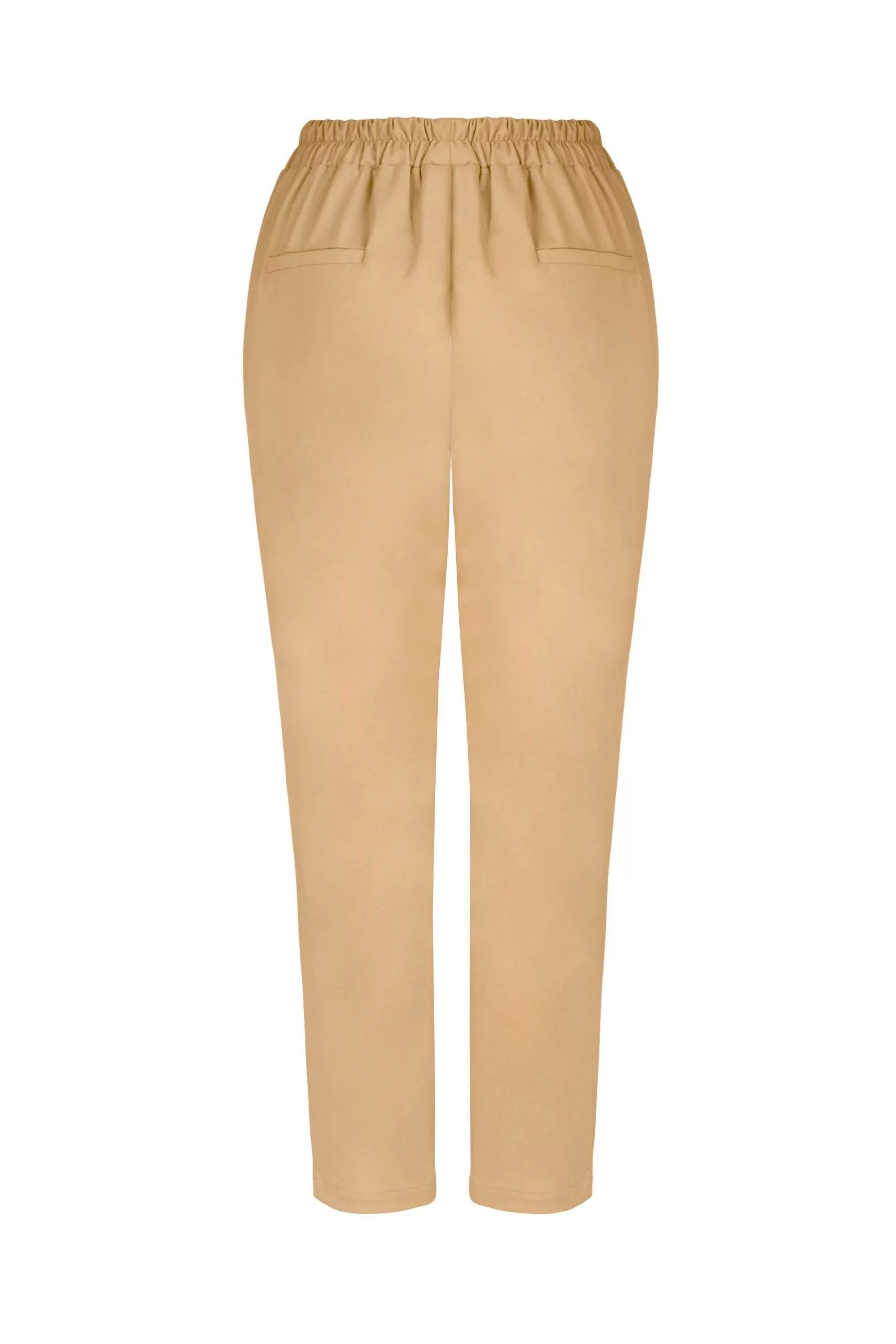 Spodnie Palermo Beżowe