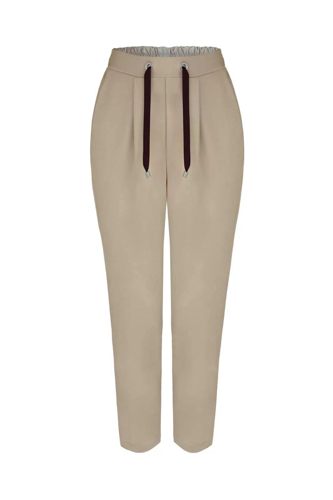 Spodnie Palermo Beż